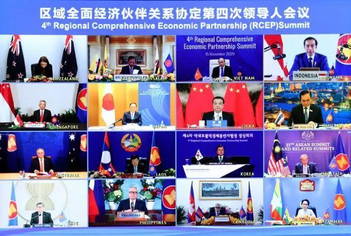 刚刚,中国加入全球最大自贸区!95%商品或零关税!影响全球1/3人口插图1