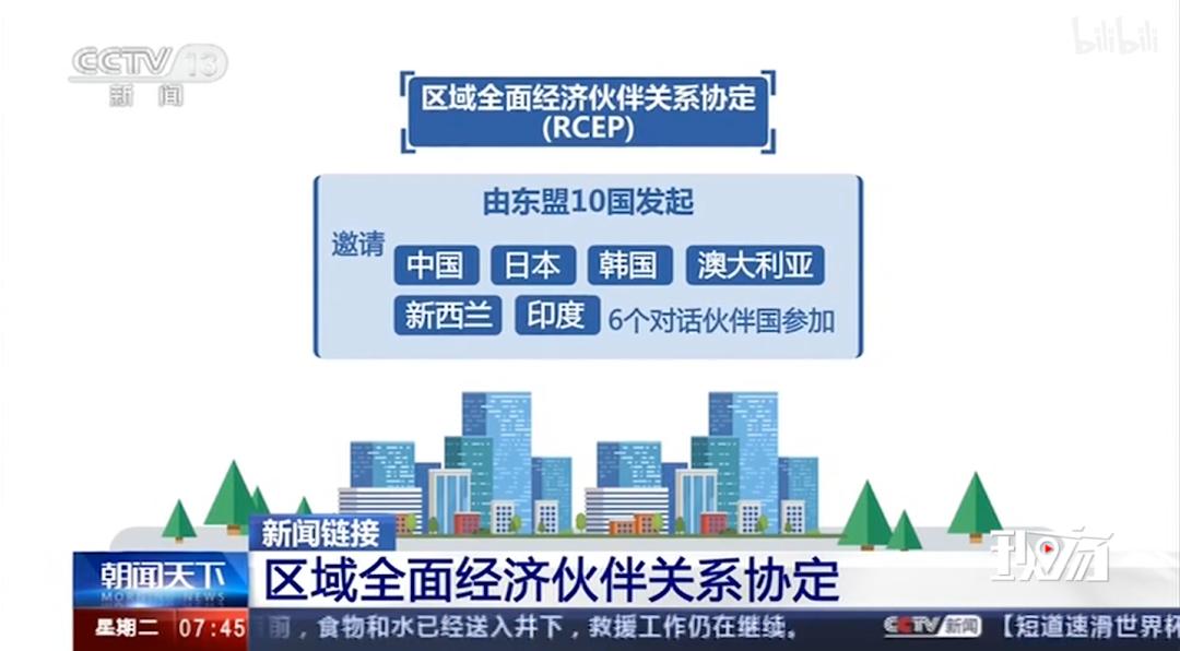 刚刚,中国加入全球最大自贸区!95%商品或零关税!影响全球1/3人口插图2